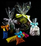 Clear Candy Bags