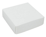 Cover -3 oz White Plain 25/pk