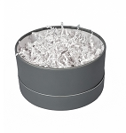 Medium round mod box GREY